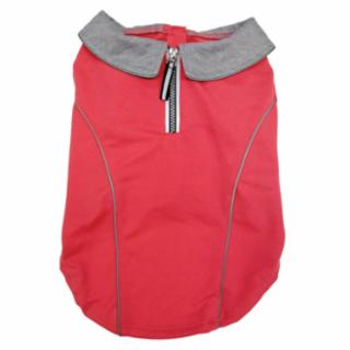 FASHION PET - RUNNING JACKET PINK SM