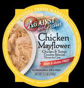 Evanger's Agasint the Grain Chicken Mayflower 12/35. oz.