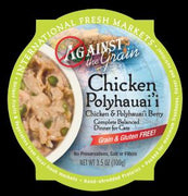 Evanger's Against The Grain Chicken Polyhauai 12/3.5 oz.