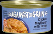 Evangers Against the Grain Chicken Mayflower with Turnip Dinner for Cats 24/2.8Z