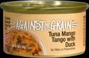 Evangers Against the Grain Tuna Mango Tango with Duck Dinner for Cats 24/2.8Z