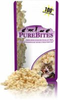 PureBites Ocean Whitefish 0.70oz/ 20g- Value Size Cat Treats