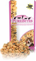 PureBites Salmon 0.92oz/ 26g- Value Size Cat Treats