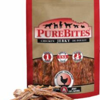 PureBites Chicken Jerky Mid Size Dog Treats 5.5oz