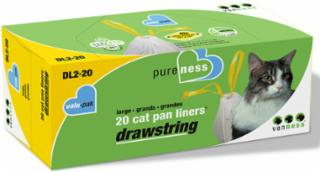 Van Ness Drawstring Liner 20 Count Large