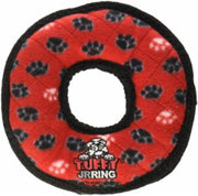 VIP Products Tuffy Jr. Red Paw Ring