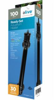 Elive 100wt Ready Set Aquarium Heater