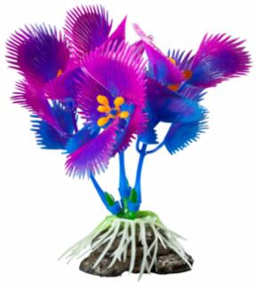 Elive Glow Elements Neon Purple Pecten - Small - 4 in.