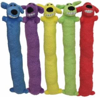 Multipet Loofa Dog Jumbo