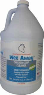 Wee Away Chicken Coop Cleaner Gal