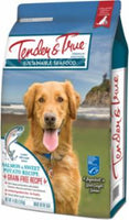Tender & True Salmon & Sweet Potato Dry Dog Food 6/4#