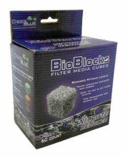 Deep Blue Bioblocks Cube Nitrate 60ct