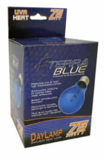 TerraBlue Blue Day Bulb 75w
