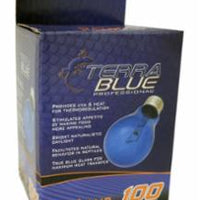 TerraBlue Blue Day Bulb 100w