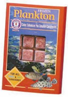 San Francisco Frozen Plankton Cubes 3.5oz