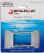 Gulfstream Mag Float Scraper Blade Small/Medium 2ct