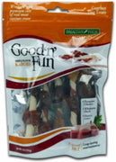 Salix Good N' Fun Pork/Beef/Chicken Kabob 4oz