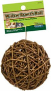 Ware Small Animal Willow Branch Ball 4""
