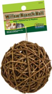 Ware Small Animal Willow Branch Ball 4
