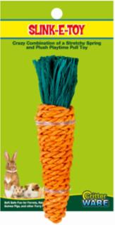 Ware Sisal Carrot Toy Small