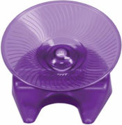 Ware Flying Saucer Plastic Exercise Wheel Small 5""