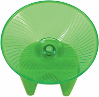 Ware Flying Saucer Plastic Exercise Wheel Medium 6.5