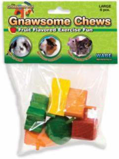 Ware Bag-O-Chews Small 12 Pc.