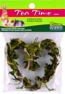 Ware Tea Time Heart Toy