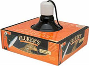 "Fluker's Repta-Clamp Lamp 8.5"" W/Switch"