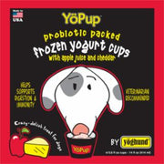 Yoghund All Natural Apple & Cheddar Frozen Yogurt *REPL 922003