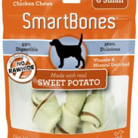 SmartBones Sweet Potato Small 6 Pk.