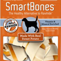 SmartBones Sweet Potato Medium 4 Pk.