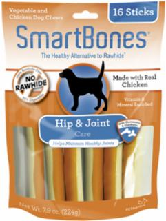 SmartBones Functional Sticks Hip & Joint 16 Pk