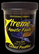 Xtreme Cichlid PeeWee 1.5mm, Slow Sinking 5oz