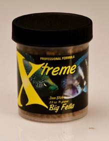 Xtreme Big Fella 3mm, Slow Sinking Pellet 2.5oz