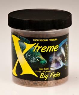 Xtreme Big Fella 3mm, Slow Sinking Pellet 10oz