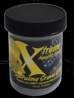 Xtreme Spirulina Crave Flakes, Finicky Eaters .5oz
