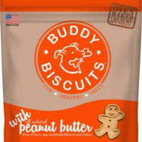 Cloud Star Buddy Biscuits Peanut Butter 3.5#  *REPL 938011