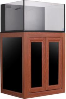 Innovative Marine Nuvo 50gal Cabinet Aluminum Profile Stand Wood Finish