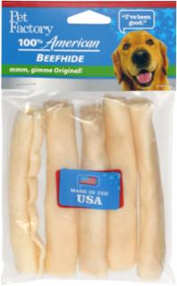 Pet Factory USA Chip Rolls 5 Pk 5