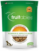 Fruitables Dog Treats Pumpkin & Apple 8/7 oz.