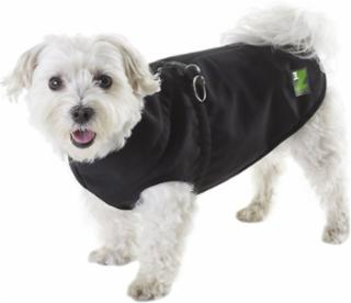 Pawz 1 oz. Coat With Built-In Harness Size 18