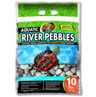 Zoo Med Aquatic River Pebbles 10#