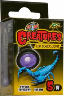 Zoo Med Creatures Black Light 5WT