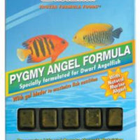 Ocean Nutrition Frozen Pygmy Angel Cube 3.5 oz.