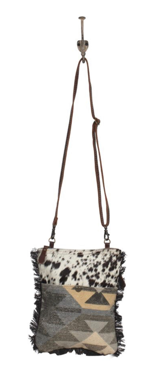 Beary Hairy Cross Body Bag