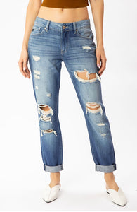 Boyfriend Cut Denim