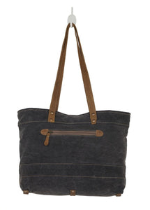 Cloudless Blue Tote Bag
