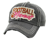 Load image into Gallery viewer, Football Mama Hat
