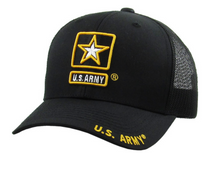 Load image into Gallery viewer, US Army Hat Mesh Back